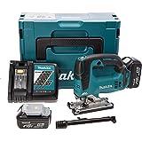 Makita DJV182 18 V LXT Brushless Jigsaw avec 2 piles 5Ah