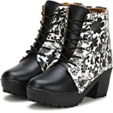 FASHIMO Long Boots for Women and Girls