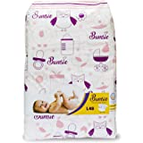 Bumsie Baby's Diapers Tape Style (L, 9 - 13 Kgs) Pack of 48