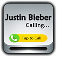 Fake Call From Bieber ( Justin Calling Prank )