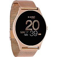 X-Watch JOLI XW PRO Damen Smartwatch Armbanduhr Touch-Farbdisplay Fitnesstracker Pulsuhr Blutdruckmesser Schrittzähler…
