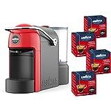 Lavazza A Modo Mio, Macchina Caffé Espresso Jolie Con 64 Capsule Crema e Gusto Incluse, Macchinetta A Capsule Per Un Caffè A