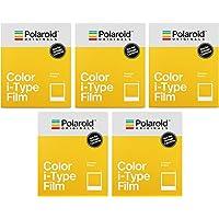 Polaroid Originals - Pellicola istantanea a colori standard per fotocamere i-Type (40 esposizioni) (880411)