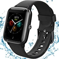 TEMINICE High-End Fitness Trackers,Health Sports Smart Watch with Heart Rate & Sleep Monitor,Calorie Step Counter,1.3…
