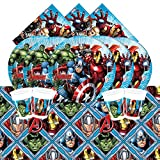 Marvel BPWFA-100 Avengers Table Set for 16