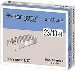 Kangaro 23/13-H Staples Pack, 10 Packs