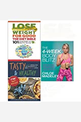 Diet Bible, Tasty & Healthy, 4-week Body Blitz 3 Books Collection Set Paperback