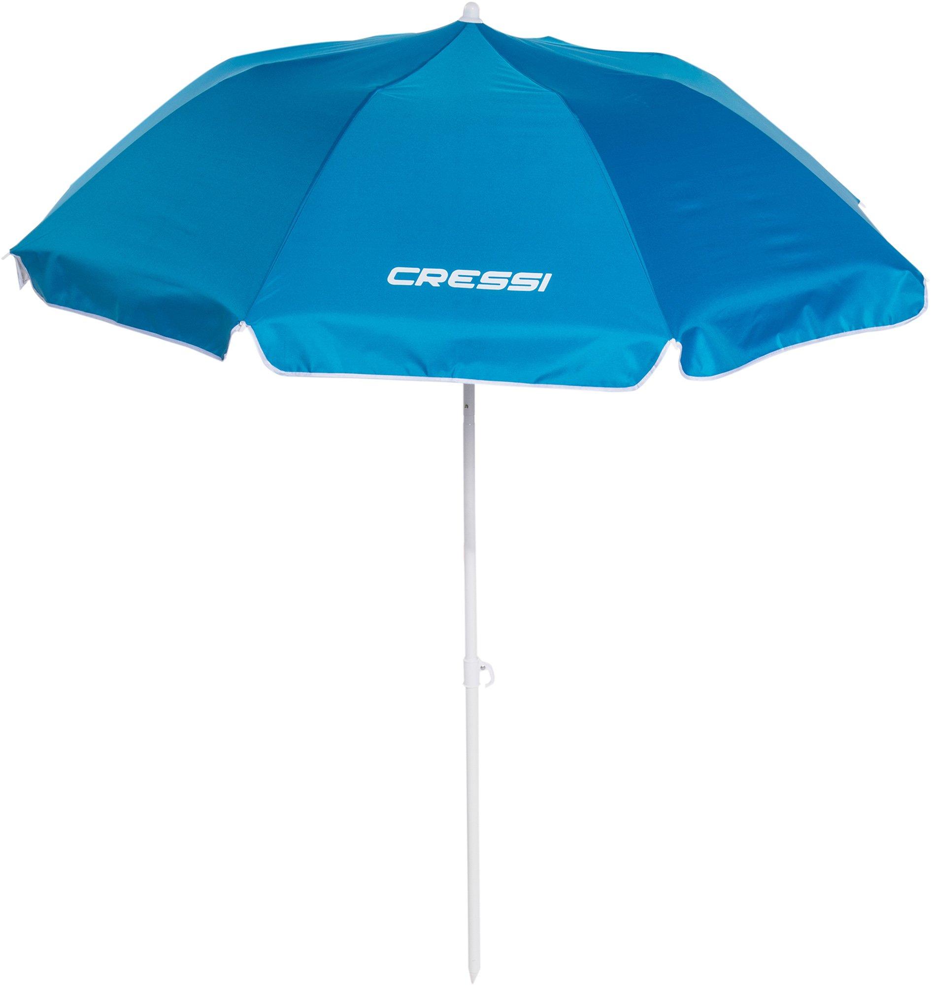 Cressi Premium Beach Umbrella Portable with Folding 1