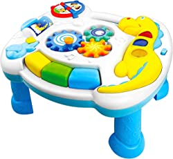 Little's Musical Activity Table, Multi Color