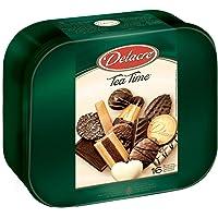 Delacre Tea Time 1000 g Dose, 1er Pack (1 x 1 kg) - Gebäckmischung mit und ohne Schokolade - Vielfältige Großpackung aus…
