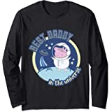 Daddy Pig Best Daddy in the Universe Long Sleeve T-Shirt