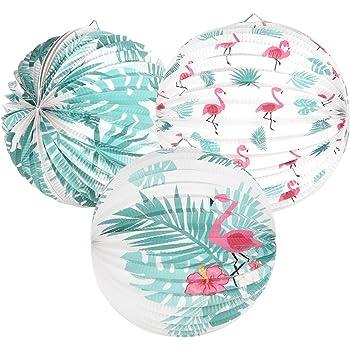 Easy Joy Decoration Anniversaire Fille 1 An Ballon Kit Flamingo