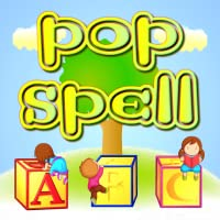 Pop Spell: Fun popping game to practice spellings