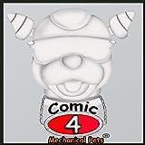 Comic # 4 Mascotas Mecánicas
