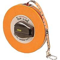 FREEMANS MT15 Metal Wire Top Line 15m Measuring Tape
