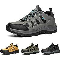 Chaussures de Randonnée Hommes Chaussures Montantes Marche Sport Antidérapants en Plein Air Respirant Trekking Sneakers…