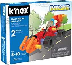 K'Nex Ready Racer Building Set, Multi