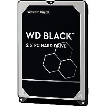 """WD Black - Disco duro de alto rendimiento para ordenadores de sobremesa de 500 GB (7200 rpm, SATA a 6 Gb/s, 32 MB de caché, 2.5"""")"""
