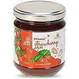 Pure & Sure Organic Strawberry Jam 210gm