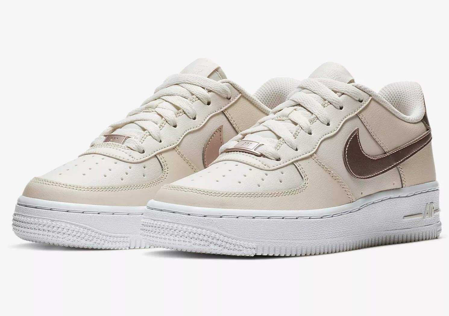 meilleures baskets f5489 923c5 NIKE Air Force 1 (GS), Chaussures de Basketball Fille