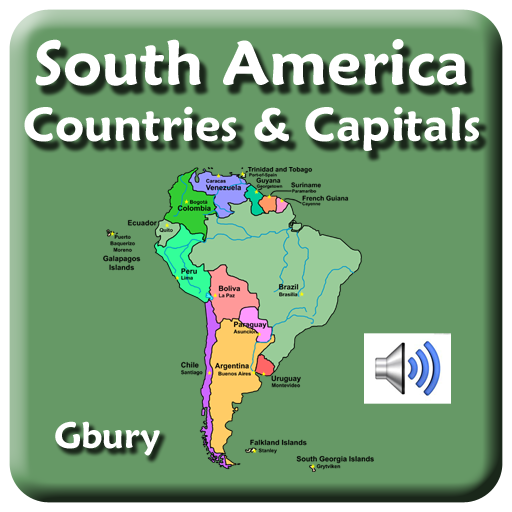 South America Countries and Capital Cities: Amazon.de: Apps ...