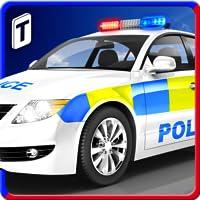 Police Car Parking 3D