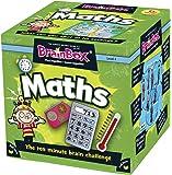 Green Board Games - Jeu de mémoire et de maths - BrainBox Maths - Langue : anglais