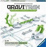 Ravensburger GraviTrax Erweiterung Brücken - Ideales Zubehör für spektakuläre Kugelbahnen, Konstruktionsspielzeug für…