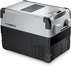 Dometic CoolFreeze CFX 40W, elektrische Kompressor-Kühlbox/Gefrierbox, 38 Liter, 12/24 V und 230 V für Auto, Lkw, Steckdose, mit WLAN + USB Anschluss, Energieklasse A++