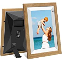 Digital Photo Frames WIFI 10 INCH YENOCK Share Photo & Video Instantly via App/Facebook/Twitter/E-mail Anywhere Touch…