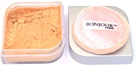 Bonjour Paris Pearl Powder, 24 Caret Gold, 9.5g
