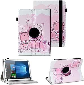 Nauc Tablet Hülle Kompatibel Für Wortmann Terra Pad Elektronik