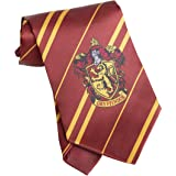 Funidelia | Corbata Harry Potter Gryffindor Oficial para Hombre y Mujer ▶ Hogwarts, Magos, Películas & Series - Color: Granat