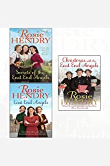 Secrets of the east end angels and east end angels and christmas with the east end angels 3 books collection set Paperback