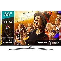 Hisense 55U81GQ ULED 139cm (55 Zoll) Fernseher (4K ULED HDR Smart TV, Quantum Dot, Ultra Premium HD, HDR10+, Dolby…
