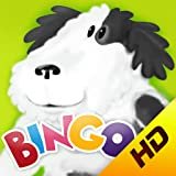 Bingo Song HD - Sing Along Nursery Rhyme for Kids and Farm Animals Sound Cards