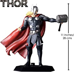 "MARVEL Exclusive 1:6 Scale "" THOR: God Of Thunder "" 28 CM tall LIMITED EDITION Collectible Statue"