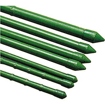Pflanzstab 61618 16 x 1800 mm hellblaue Kappe