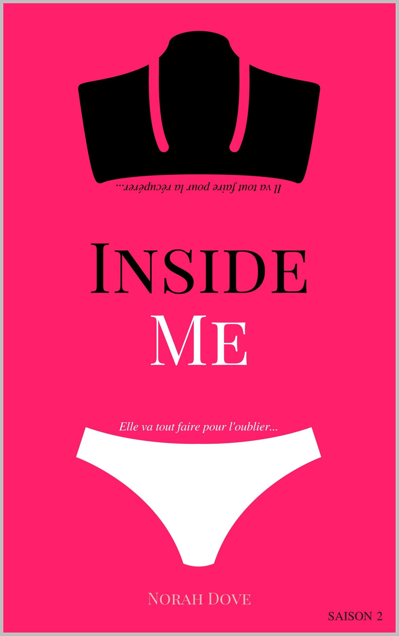 Inside Me 2: une romance New Adult addictive por Norah Dove