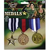 Forum Novelties Bristol Novelty BA584 Medaglia militare