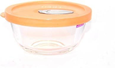 Treo Mixing Bowl with Flexi Lid, 500ml (EC-GWF-FGB-0015_transparent)