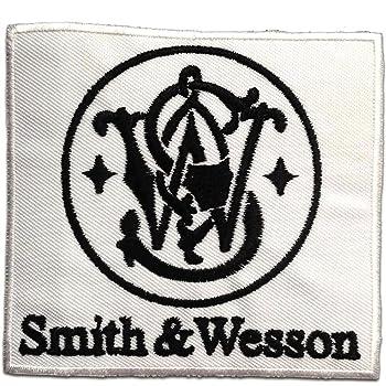 Aufnäher Bügelbild Underground London Logo weiß 7,4x5,7cm Patch Aufbügler