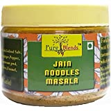 Pure Blends Jain Noodles Masala   All-in-One Masala   Without Onion & Garlic (100gm)