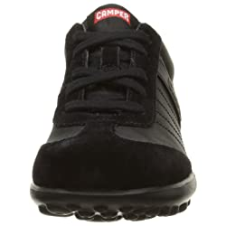 CAMPER Pelotas Step Zapatos de Cordones Oxford para Mujer Schwarz Black 36 EU