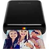 Polaroid ZIP Mobile Printer w/ZINK Zero Ink Printing Technology â Compatible w/iOS & Android Devices - Black