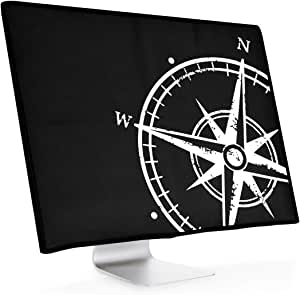 Kwmobile Hülle Kompatibel Mit 24 26 Monitor Pc Computer Zubehör