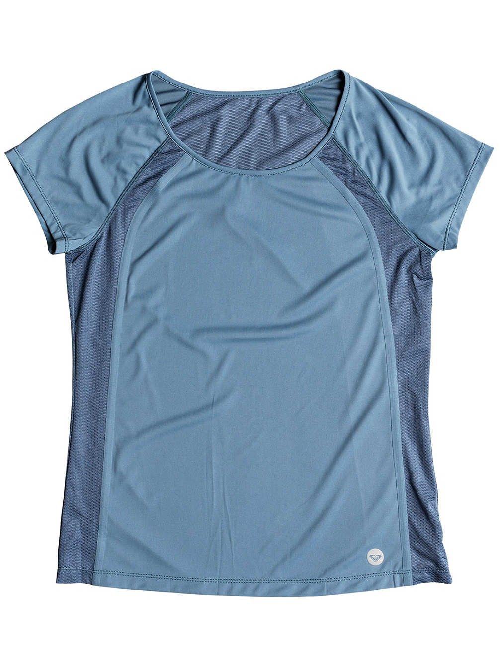 Roxy Live Forever – Camiseta de diseño técnico para Mujer ERJKT03446