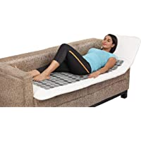 Jsb Hf94 Tourmaline Hot Stone Massager Mattress Thermal Therapy For Full Body Pain Relief (50Cm X 155Cm)