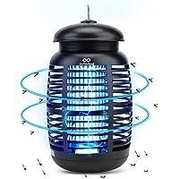 infinitoo Lampe Anti Moustique, 15W UV Tueur d'Insectes Électrique Anti Insectes Répulsif, Destructeur d' Insectes Piège…
