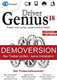 Driver Genius 18 DEMOVERSION - Gratis Treiber prüfen - keine Installation! Für Windows 10|8|7|XP [Download] [Download]
